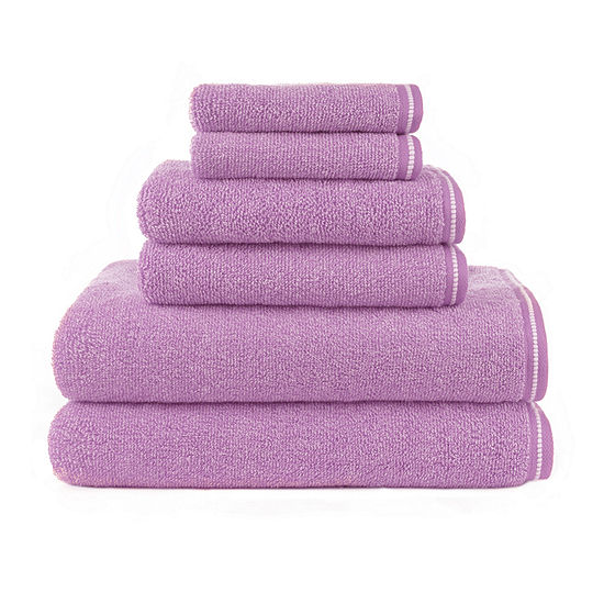 American Dawn Gratzee 6-pc. Bath Towel Set