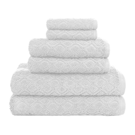 American Dawn Kingsboro 6-pc. Bath Towel Set