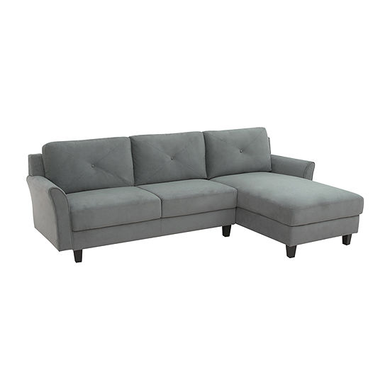 Henley Curved Arm Sectional