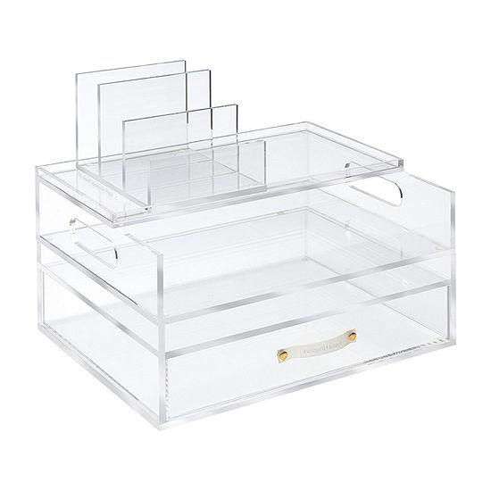 Russell + Hazel Acrylic Medium Solution 4 Pc Desktop Organizer