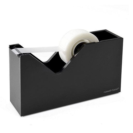 Russell + Hazel Noire Acrylic Tape Dispenser