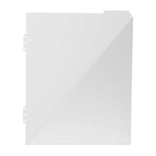 Russell + Hazel Signature Spiral Paper Pockets Planner Refill