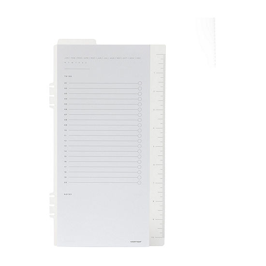 Russell + Hazel Signature Spiral To-Do Insert Notepad