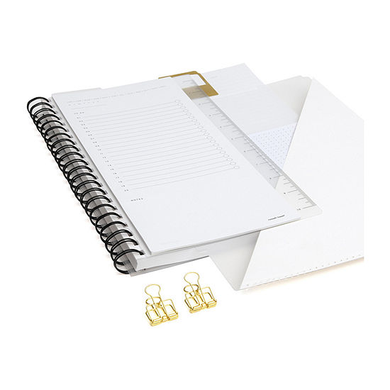 Russell + Hazel Signature Notebook Bundle 3pc Desk Set