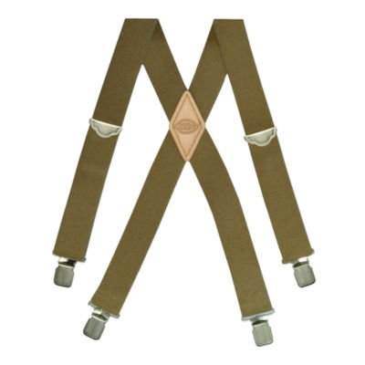 "Dickies® 1½"" Work Suspenders"