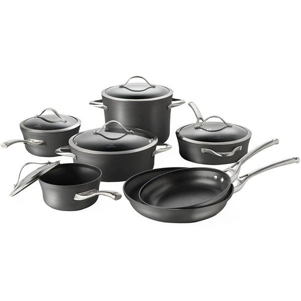 Calphalon Contemporary 12 Pc Nonstick Cookware Set