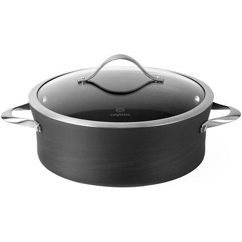 Calphalon® Contemporary 5-qt. Nonstick Covered Saucier Pan