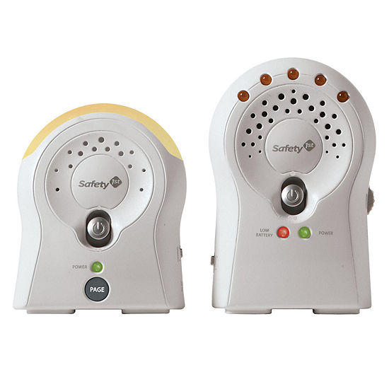 Safety 1st® Sure Glow Audio Baby Monitor