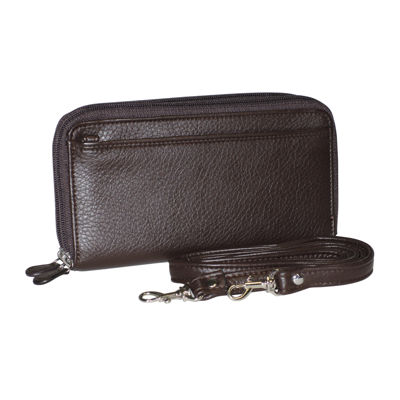 Buxton® Ultimate Organizer Crossbody Bag