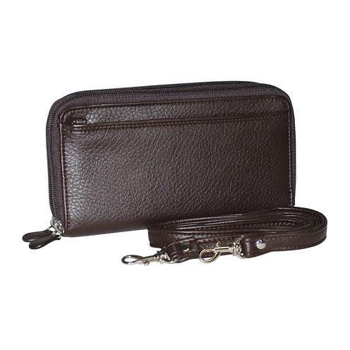 Buxton® Ultimate Organizer Crossbody Bag