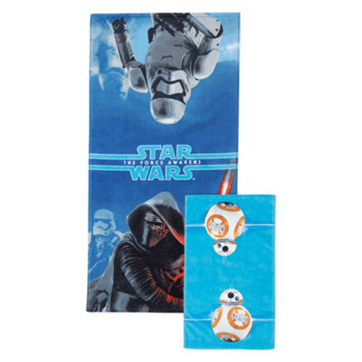 Star Wars® Live Action 2-pc. Bath Towel Set