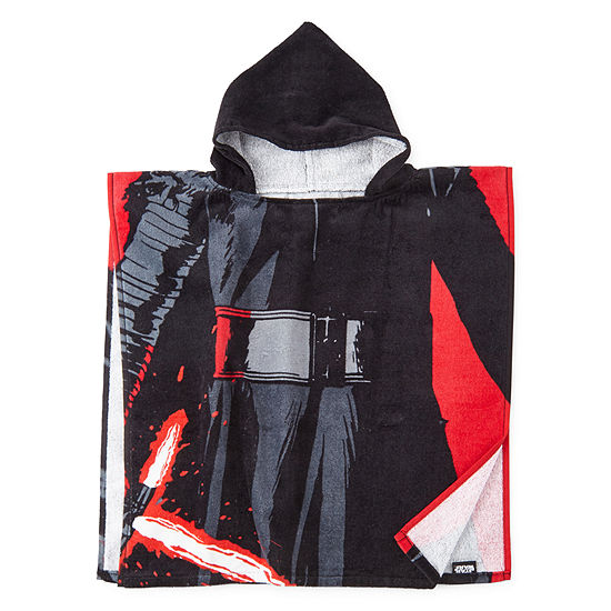 Star Wars® Kylo Ren Hooded Poncho Towel