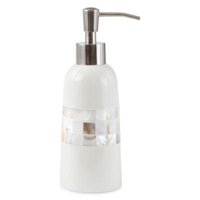 Liz Claiborne® Iridescence Soap Dispenser