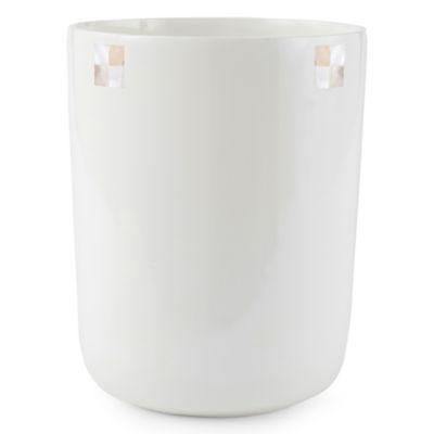 Liz Claiborne® Iridescense Wastebasket