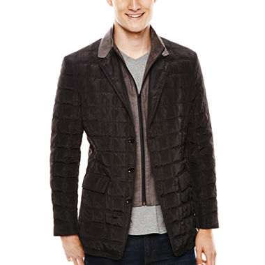 akademiks® Quilted Sport Coat - Slim Fit - JCPenney : quilted sport coat - Adamdwight.com
