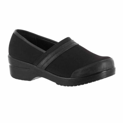 Easy Street Womens Origin Clogs Pull-on Round Toe