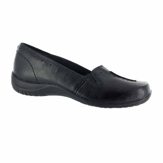 Easy Street Womens Purpose Slip-On Shoe Square Toe