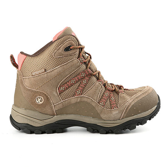 Northside Womens Freemont Wp Hiking Boots Flat Heel Lace-up
