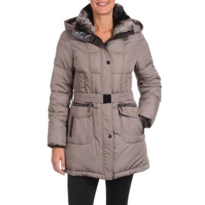 Fleetstreet Collection Midweight Water Resistant Puffer Jacket