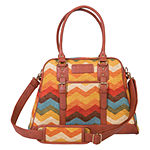 Waverly Panama Wave Diaper Bag