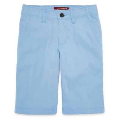 Arizona Chino Shorts Boys 4-20 & Husky