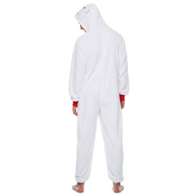 Classic Coca-Cola Polar Bear Pajama Union Suit - Men's
