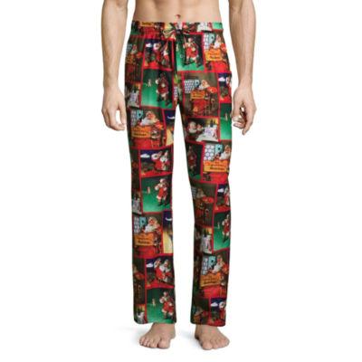 Coke Classic Microfleece Pajama Pants