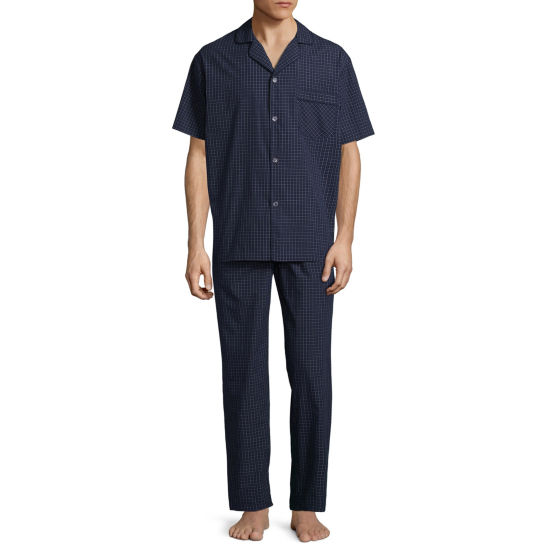 Stafford® Broadcloth Pajama Set