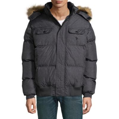 U.S. Polo Assn. Midweight Puffer Jacket