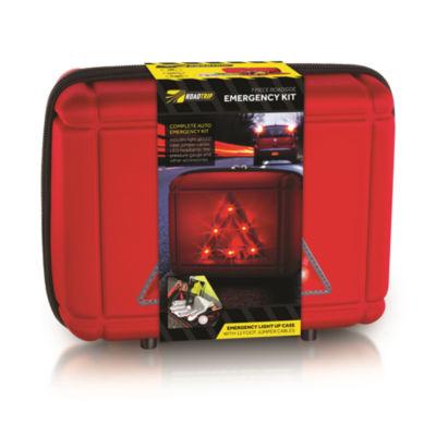 7 Piece Roadside Emergency Kit