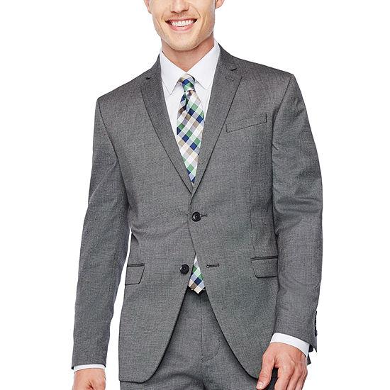 Jf Jferrar Pin Dot Slim Fit Suit Jacket Slim