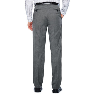 JF J.Ferrar Pin Dot Stretch Classic Fit Suit Pants