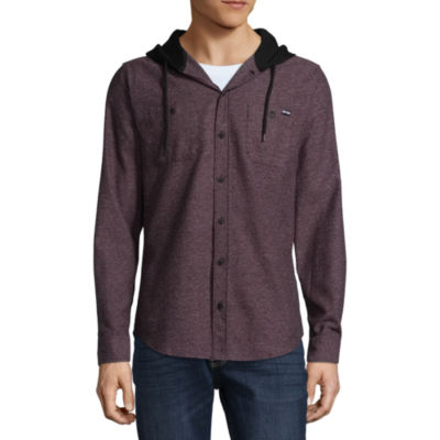 Zoo York Long Sleeve Button-Front Shirt