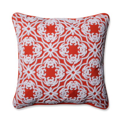 Pillow Perfect Allee Square Outdoor Pillow