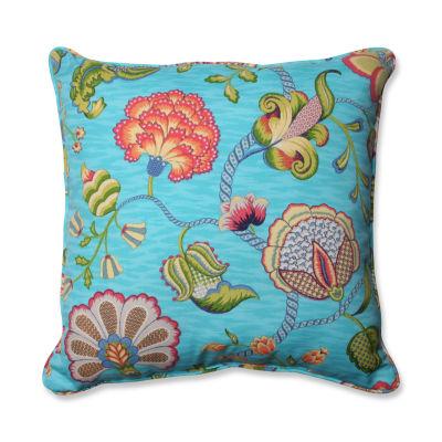 Jcpenney Floor Pillows : Pillow Perfect Arabella Square Outdoor/Outdoor Floor Pillow - JCPenney