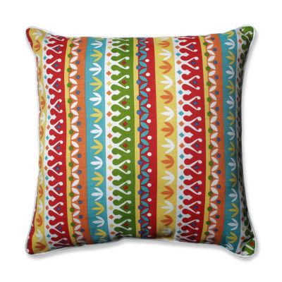 Pillow Perfect Cotrell Garden Square Outdoor/Outdoor Floor Pillow