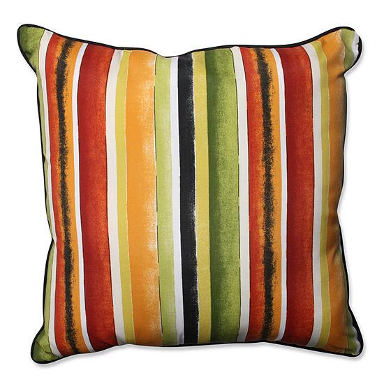 Pillow Perfect Dina Square Outdoor/Outdoor Floor Pillow