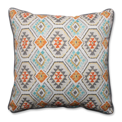 Pillow Perfect Eresha Square Outdoor/Outdoor FloorPillow