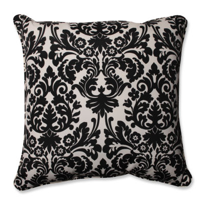 Pillow Perfect Essence Square Outdoor /Outdoor Floor Pillow