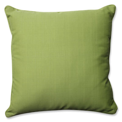 Pillow Perfect Forsyth Square Outdoor Floor Pillow