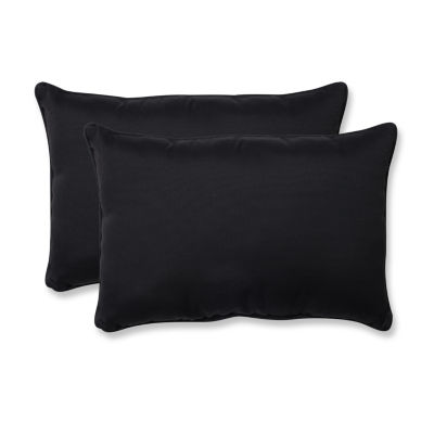 Pillow Perfect Fresco Rectangular Outdoor Pillow -Set of 2
