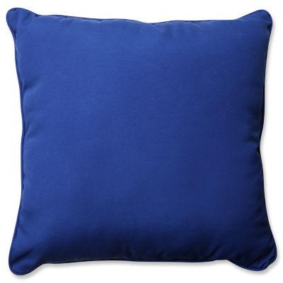 Pillow Perfect Fresco Square Outdoor Floor Pillow