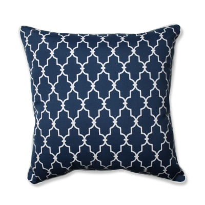 Pillow Perfect Garden Gate Square Outdoor /OutdoorFloor Pillow