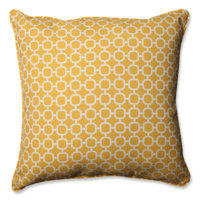 Pillow Perfect Hockley Square Outdoor/Outdoor Floor Pillow