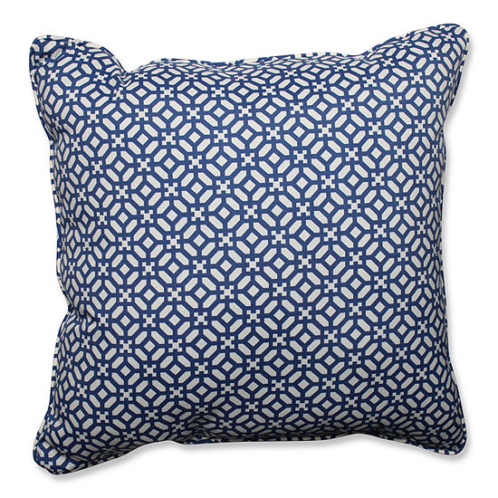 Pillow Perfect In The Frame Square Outdoor/OutdoorFloor Pillow