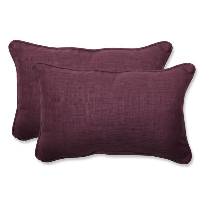 Pillow Perfect Rave Rectangular Outdoor Pillow - Set of 2
