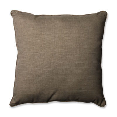 Pillow Perfect Monti Square Outdoor Floor Pillow