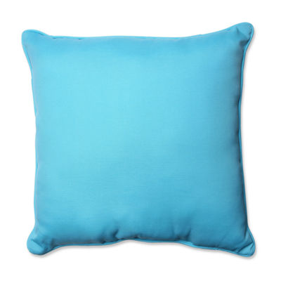 Pillow Perfect Veranda Square Outdoor Floor Pillow