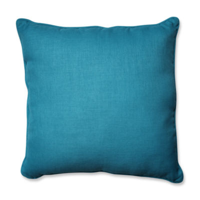 Pillow Perfect Rave Square Outdoor Floor Pillow