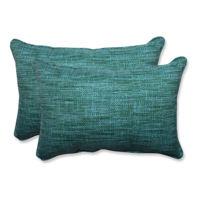 Pillow Perfect Remi Rectangular Outdoor Pillow - Set of 2